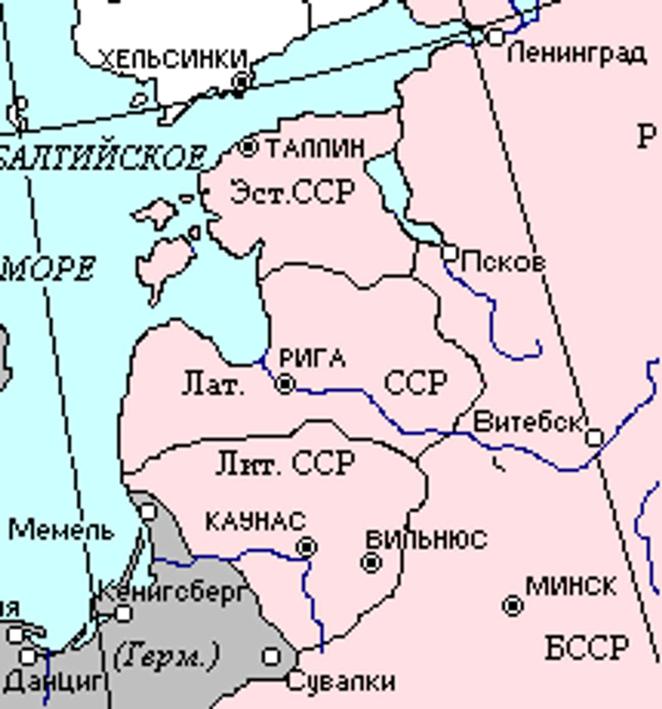 Baltic Operation is listed (or ranked) 3 on the list List Of Eastern Front Battles