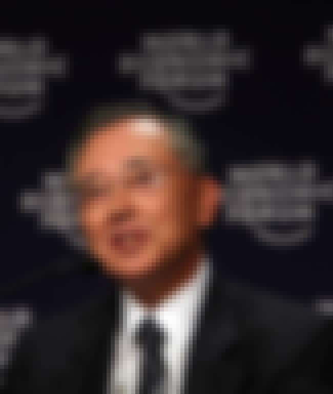 Yoshihiko Miyauchi is listed (or ranked) 2 on the list Famous Kwansei Gakuin University Alumni