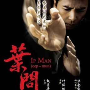 Ip Man is listed (or ranked) 2 on the list The Best Chinese Movies On Netflix