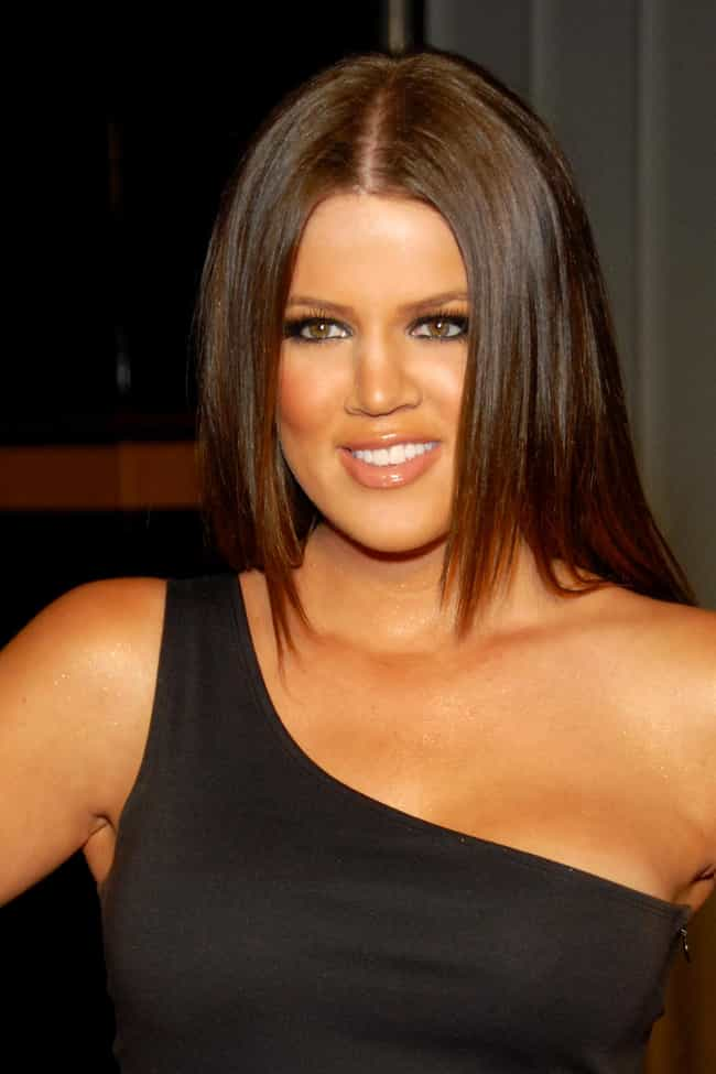 Khloé Kardashian is listed (or ranked) 4 on the list Famous Marymount High School Alumni
