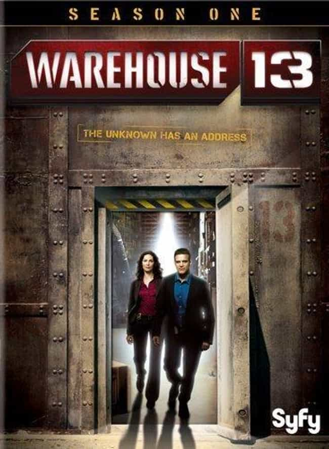 Warehouse 13 is listed (or ranked) 1 on the list What To Watch If You Love 'Eureka'
