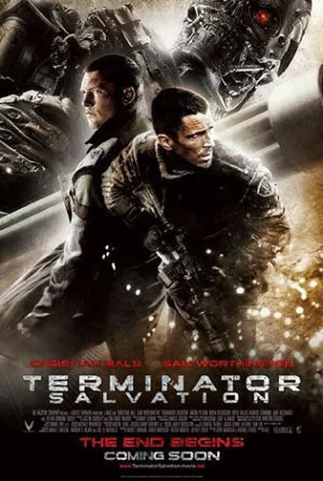 Terminator Salvation is listed (or ranked) 4 on the list Five Reasons Skynet Is Idiotic