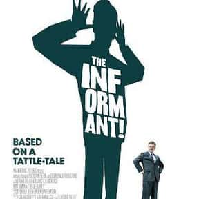 The Informant! is listed (or ranked) 21 on the list The Best Comedy Movies on Netflix