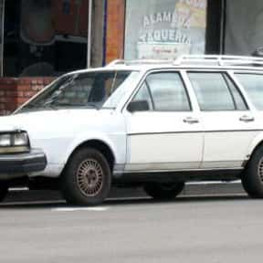 1985 Volkswagen Quantum Hatchb is listed (or ranked) 20 on the list List of Popular Hatchbacks