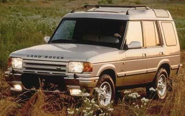 1998 Land Rover Discovery is listed (or ranked) 3 on the list The Best Land Rover Discoverys of All Time