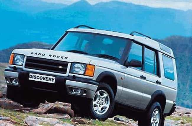 2000 Land Rover Discovery Seri... is listed (or ranked) 4 on the list The Best Land Rover Discoverys of All Time
