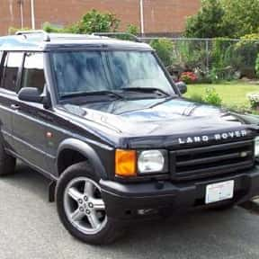 2001 Land Rover Discovery Seri is listed (or ranked) 8 on the list The Best Sport Utility Vehicles of All Time