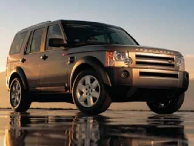 2006 Land Rover LR3 is listed (or ranked) 2 on the list The Best Land Rover Discoverys of All Time
