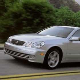 2003 Lexus GS 430 Sedan