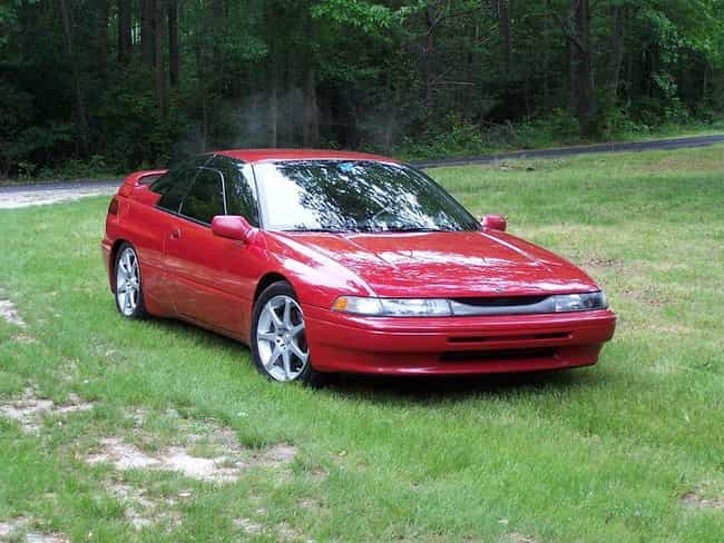 1994 Subaru SVX Coupe AWD is listed (or ranked) 1 on the list The Best Subaru Alcyone SVXs of All Time