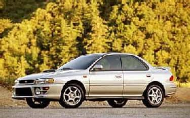2001 Subaru Impreza Station Wa is listed (or ranked) 1 on the list The Best Subaru Station Wagon AWDs of All Time