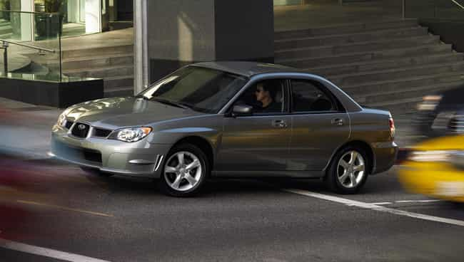 2006 Subaru Impreza Wago... is listed (or ranked) 3 on the list The Best Subaru Imprezas of All Time