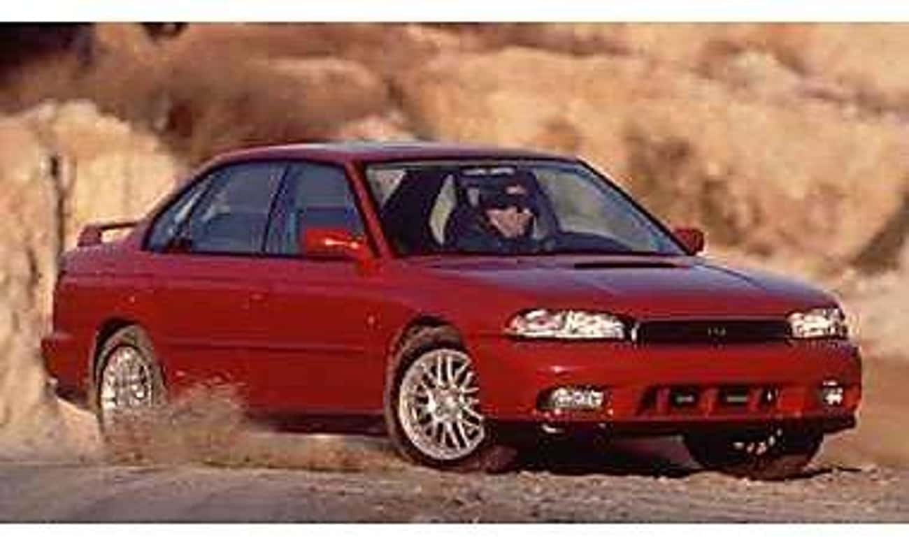 1997 Subaru Legacy Station Wag is listed (or ranked) 4 on the list The Best Subaru Legacys of All Time