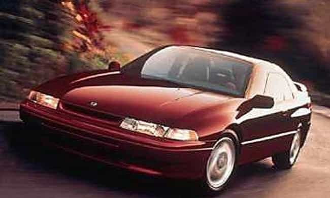 1997 Subaru SVX is listed (or ranked) 2 on the list The Best Subaru Alcyone SVXs of All Time