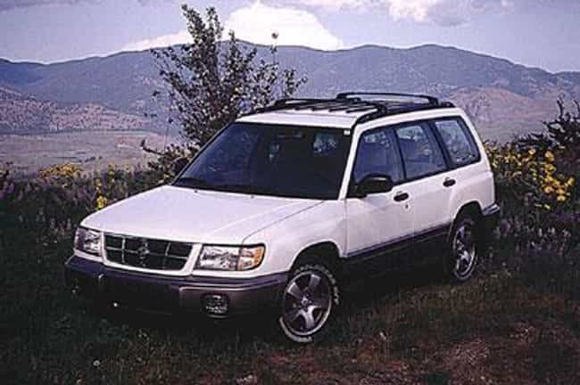 All Subaru Forester Cars List Of Popular Subaru Foresters With
