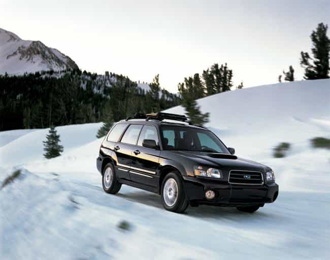 2004 Subaru Forester is listed (or ranked) 2 on the list The Best Subaru Foresters of All Time