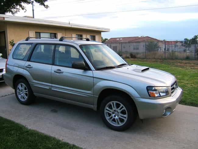 2005 Subaru Forester is listed (or ranked) 1 on the list The Best Subaru Foresters of All Time
