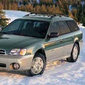 2002 Subaru Outback Sedan AWD