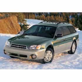 2002 Subaru Outback Sedan AWD