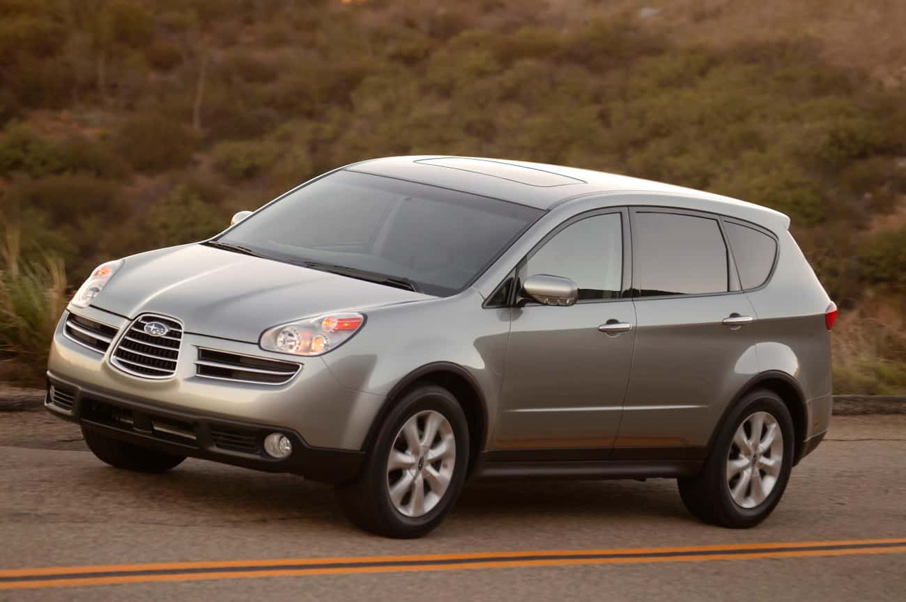 2006 Subaru B9 Tribeca is listed (or ranked) 1 on the list List of 2006 Subarus