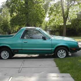 1985 Subaru Brat