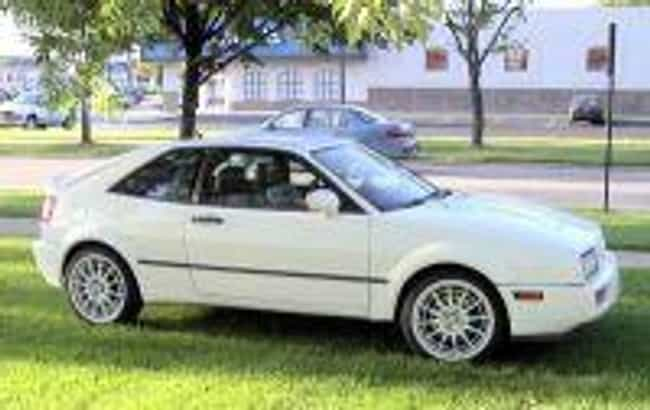 1990 Volkswagen Corrado ... is listed (or ranked) 2 on the list List of 1990 Volkswagen Passenger Carss