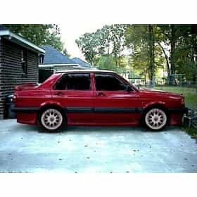1993 Volkswagen Fox Coupé