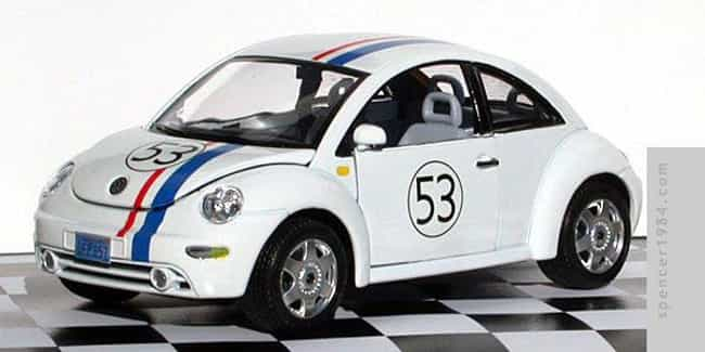 1998 Volkswagen New Beetle Is Listed Or Ranked 1 On The List Of