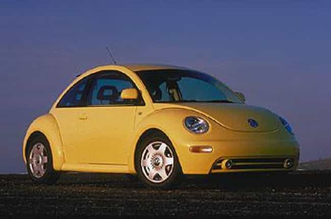 2001 Volkswagen New Beet... is listed (or ranked) 1 on the list The Best Volkswagen New Beetles of All Time