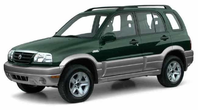 All Suzuki Suv List Of Suv Made By Suzuki
