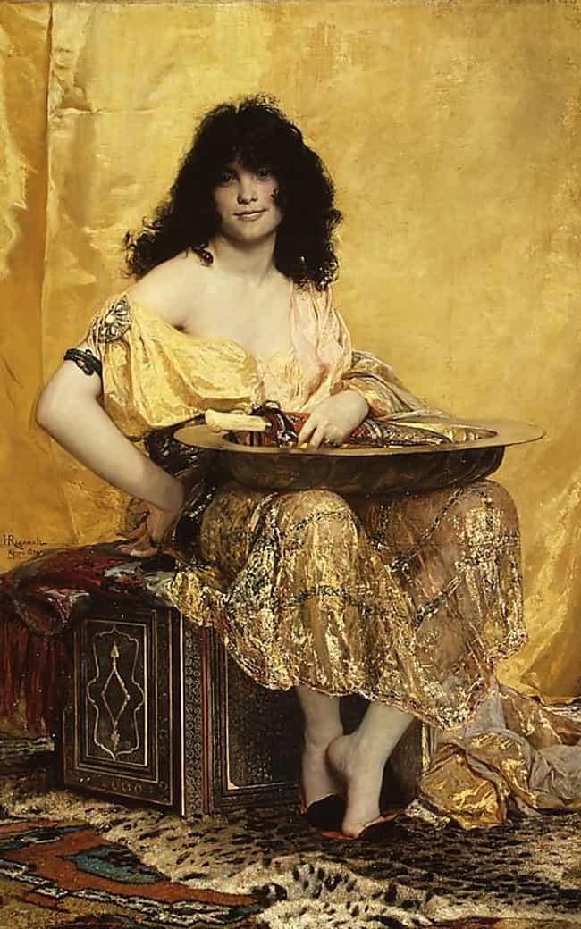 Salomé is listed (or ranked) 3 on the list Famous Henri Regnault Paintings