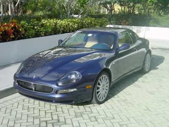 2002 Maserati Coupe Camb Is Listed Or Ranked 1 On