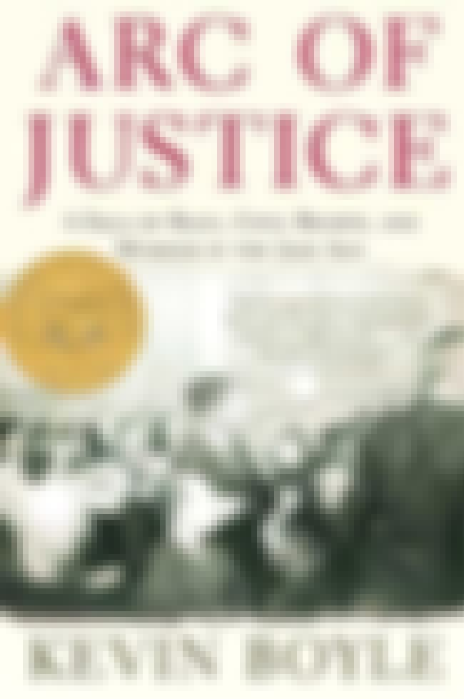 Arc of Justice: A Saga of Race... is listed (or ranked) 1 on the list Books You Will Not Believe Are Banned in Texas Prisons