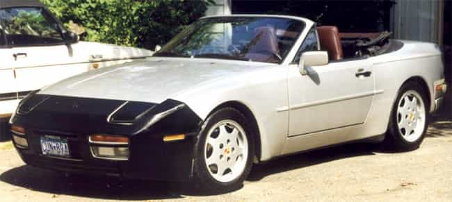 1990 Porsche 944 S2 Coupe is listed (or ranked) 4 on the list The Best Porsche 944s of All Time
