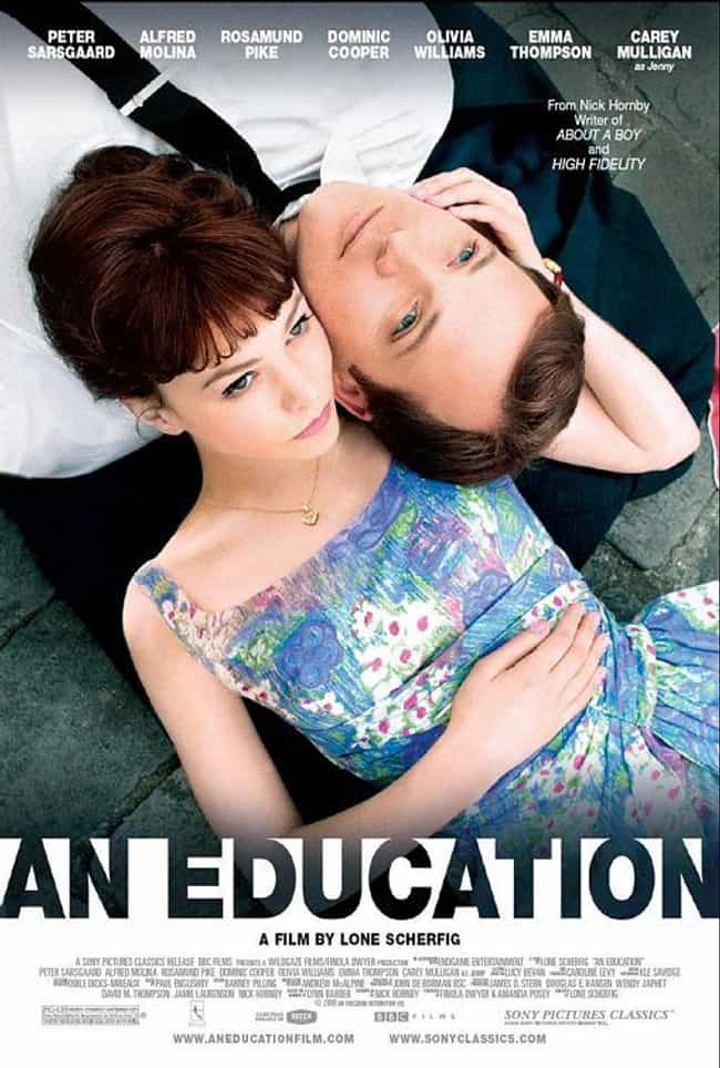 An Education is listed (or ranked) 6 on the list Movies & TV Shows to Watch If You Love Lady Bird