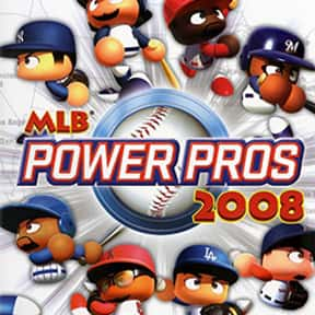 MLB Power Pros 2008 is listed (or ranked) 3 on the list All Wii Baseball Games, Ranked Best to Worst