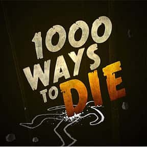 1000 Ways to Die is listed (or ranked) 1 on the list The Best Spike TV Shows