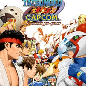 Tatsunoko vs. Capcom: Ultimate is listed (or ranked) 3 on the list The Best Wii Arcade Games