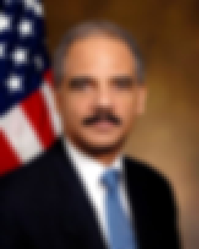 Eric Holder is listed (or ranked) 3 on the list List of Famous Attorney At Laws