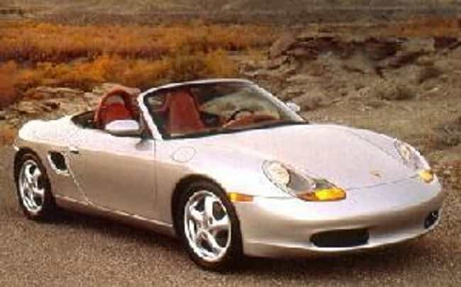 1999 Porsche Boxster is listed (or ranked) 2 on the list The Best Porsche Boxsters of All Time