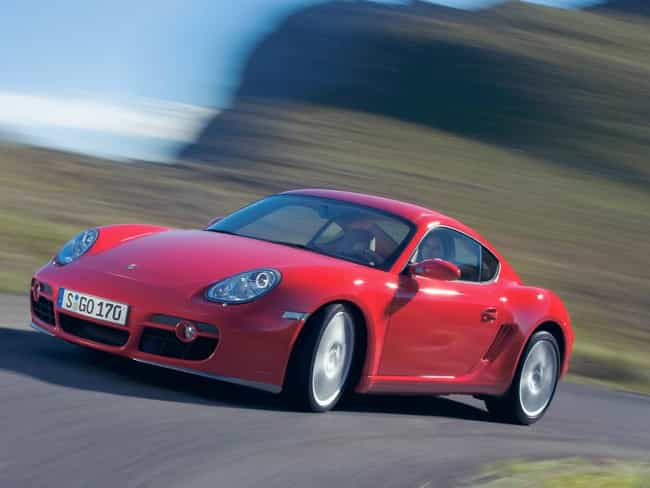 2006 Porsche Cayman is listed (or ranked) 1 on the list The Best Porsche Caymans of All Time