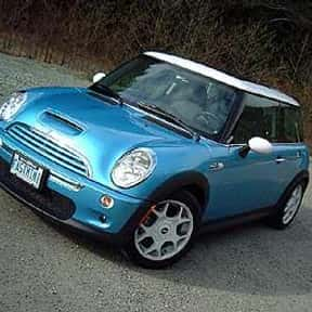 2003 MINI Cooper Hatchback is listed (or ranked) 9 on the list The Best Hatchbacks of All Time