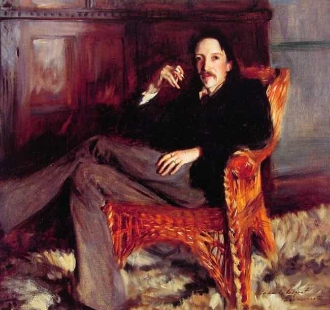 Robert Louis Stevenson is listed (or ranked) 1 on the list Famous Robert Louis Stevenson Art