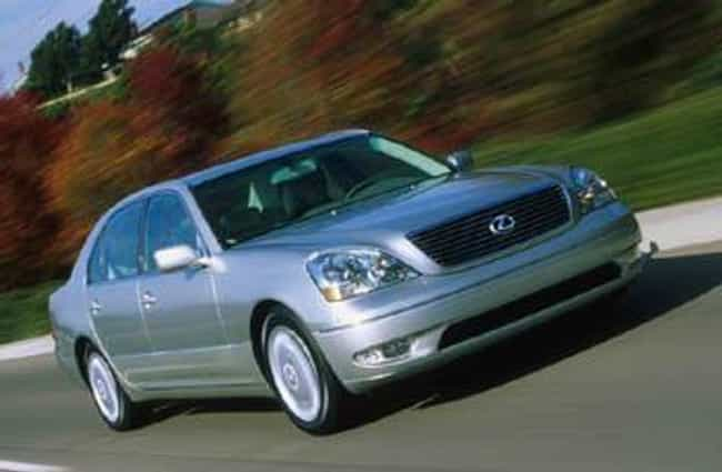 All Lexus Sedans List Of Sedans Made By Lexus