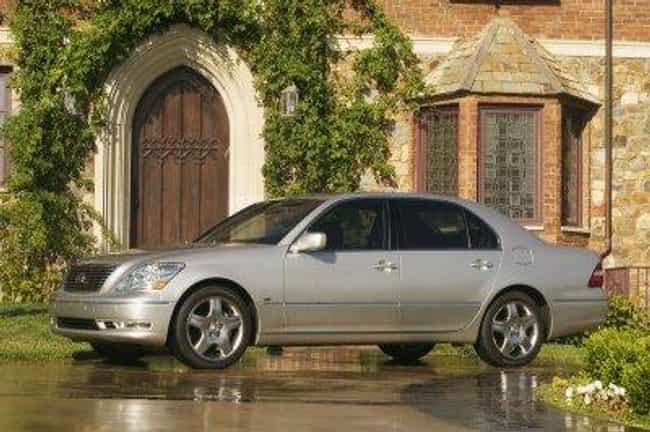 2005 Lexus LS is listed (or ranked) 3 on the list The Best Lexus LSs of All Time