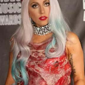 Lady Gaga - born Stefani Joanne Angelina Germanotta