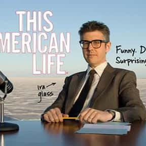 "This American Life is listed (or ranked) 24 on the list The Best ""American"" TV Shows"