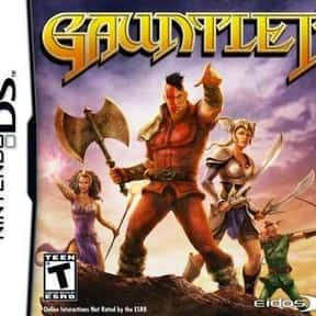 Gauntlet is listed (or ranked) 6 on the list The Best Gauntlet Games