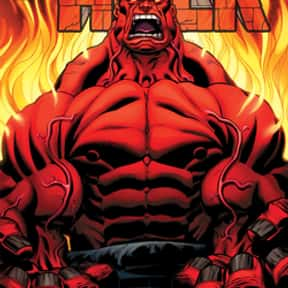 Red Hulk is listed (or ranked) 18 on the list Comic Book Characters We Want to See on Film