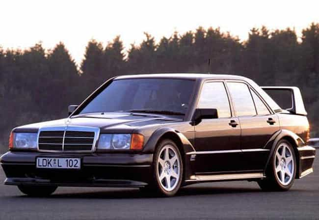 1990 Mercedes-Benz 190 ... is listed (or ranked) 1 on the list List of 1990 Mercedes-Benzs
